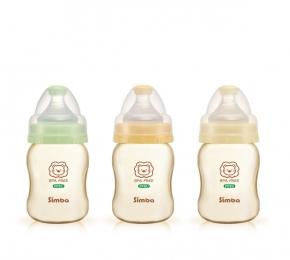 小獅王辛巴PPSU寬口葫蘆小奶瓶 Simba PPSU Wide Neck Feeding Bottle 200ml | 【預購 Pre-Order】