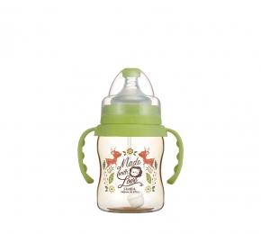 小獅王辛巴桃樂絲心願PPSU自動把手寬口葫蘆小奶瓶 Simba Dorothy Wonderland PPSU Feeding Bottle With Handle 200ml | 【預購 Pre-Order】